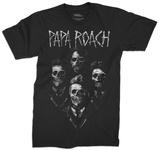 Papa Roach - Portrait Shirts