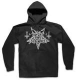 Hoodie: Dark Funeral - Logo Pullover Hoodie