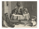 Cats Concert, 1635-1636 Posters by David (II)