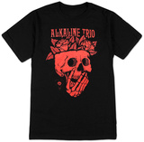 Alkaline Trio - ALK3 Rosebrains T-Shirt