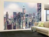 Skyline Wallpaper Mural