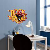 Muppets - Rock ´n´ Roll Wallstickers