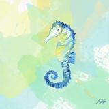 Watercolor Sea Creatures IV Prints by Julie DeRice