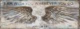 Spiritual Wings Kunstdrucke von Patricia Pinto