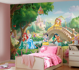 Disney Princess - Palace Pets Wallpaper Mural