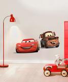 Disney Cars - Friends Wallsticker