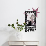 The Muppets - Ultimate Diva Wallstickers