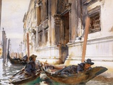 Gondoliers' Siesta, 1904 Posters by John Sargent