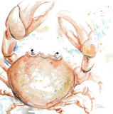 Water Crab Prints by Patricia Pinto