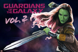 Guardians of the Galaxy: Vol. 2  - Gamora (Exclusive) Posters