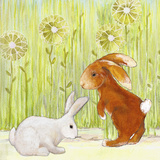 The Bunnies I Prints by  Diannart