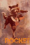 Guardians of the Galaxy: Vol. 2  - Rocket Racoon (Exclusive) Prints