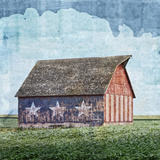 American Barn Prints by Dan Meneely