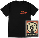Rise Against - Fist Poster T-Shirt