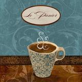 Le Panier Prints by Elizabeth Medley