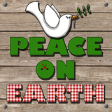 Peace and Snow II Posters by Deidre Mosher