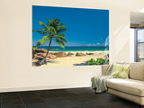 Seychellen Bildtapet (tapet)