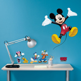 Mickey and Friends Wallstickers