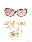 Inspired Sunglasses II Prints by Lanie Loreth