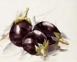 Eggplants, 1927 Plakater av Charles Demuth