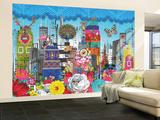 Melli Mello City Wallpaper Mural