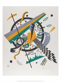 Kleine Welten IV (Small Worlds IV), 1922 Posters by Wassily Kandinsky