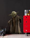 Krieg der Sterne - Yoda Wandtattoo