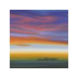 Evening Ablaze Giclee Print by Patrice Erickson