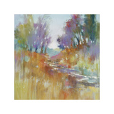 Days Ease Giclee Print by Barbara Newton