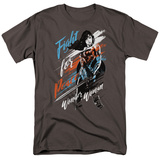 Wonder Woman Movie - Fight For Peace T-shirts