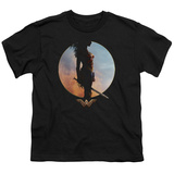 Youth: Wonder Woman Movie - Wisdom and Wonder T-Shirt
