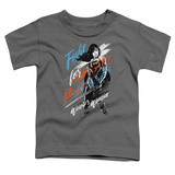 Toddler: Wonder Woman Movie - Fight For Peace Shirts