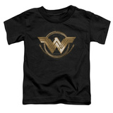 Toddler: Wonder Woman Movie - Lasso Logo T-shirts