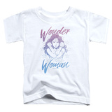 Toddler: Wonder Woman Movie - Retro Stance T-Shirt