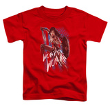 Toddler: Wonder Woman Movie - American Hero Shirts