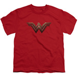 Youth: Wonder Woman Movie - Logo T-shirts