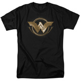 Wonder Woman Movie - Lasso Logo T-Shirt