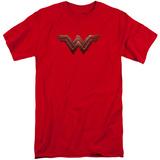 Wonder Woman Movie - Logo (Big & Tall) T-shirts