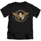 Juvenile: Wonder Woman Movie - Lasso Logo T-shirts