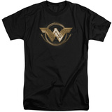 Wonder Woman Movie - Lasso Logo (Big & Tall) Shirts