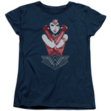 Womens: Wonder Woman Movie - Amazon T-Shirt