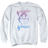 Crewneck Sweatshirt: Wonder Woman Movie - Retro Stance T-Shirt