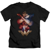 Juvenile: Wonder Woman Movie - Arms Crossed T-Shirt