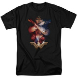 Wonder Woman Movie - Arms Crossed Shirts