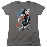 Womens: Wonder Woman Movie - Fight For Peace Shirt
