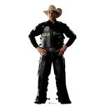 Guilherme Marchi - Professional Bull Riders Cardboard Cutouts
