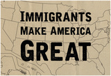 Immigrants Make America Great Photo