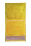 No. 16 [] {Untitled} Giclée-Druck von Mark Rothko