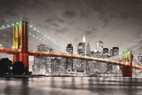 New York Brooklyn Bridge Arte por Max Kendricks