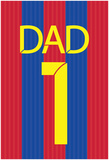 Barca Dad Prints
